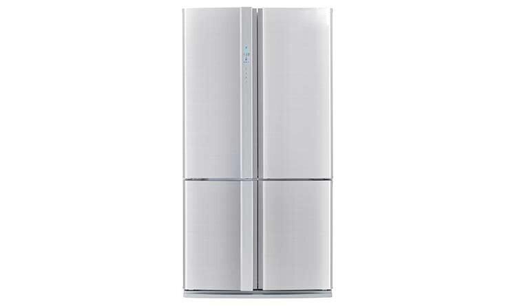 Tủ lạnh Sharp SJFB74VSL (SJ-FB74V-SL / SJ-FB74VSL ) - 556 lít, 4 cửa, inverter