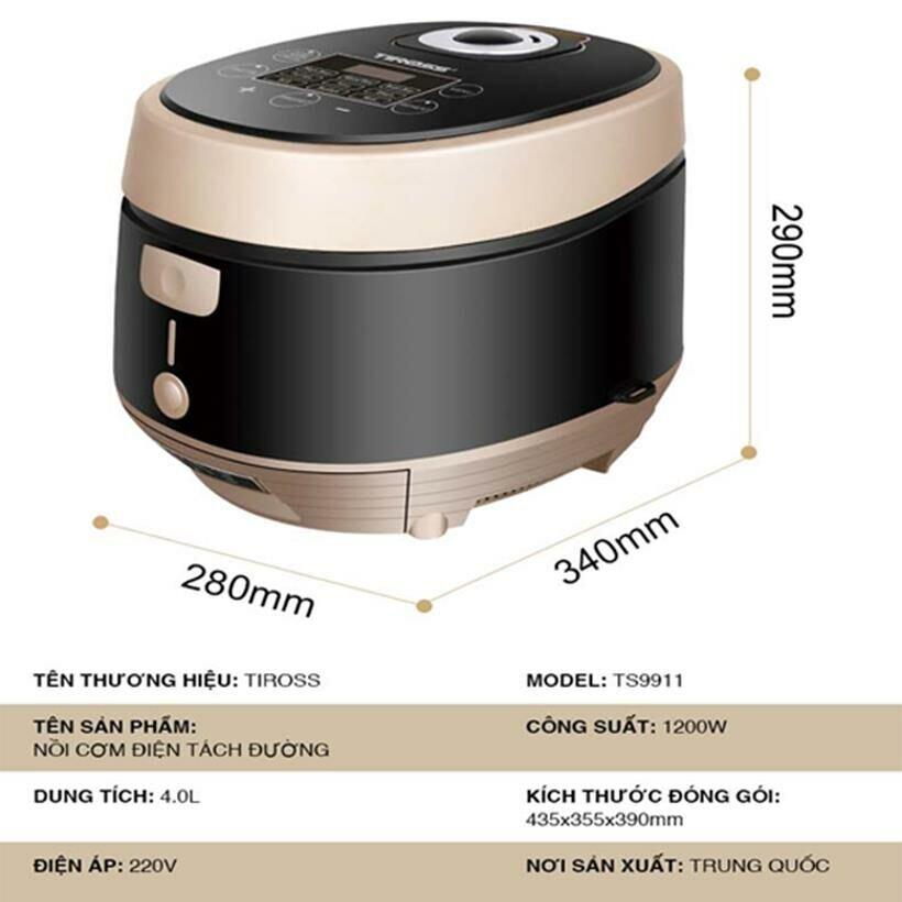Tiross TS9911