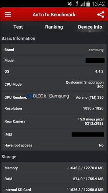 Galaxy S5 sẽ có camera 16MP 3