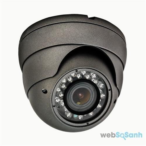 Camera Dome hồng ngoại: camera dome IR