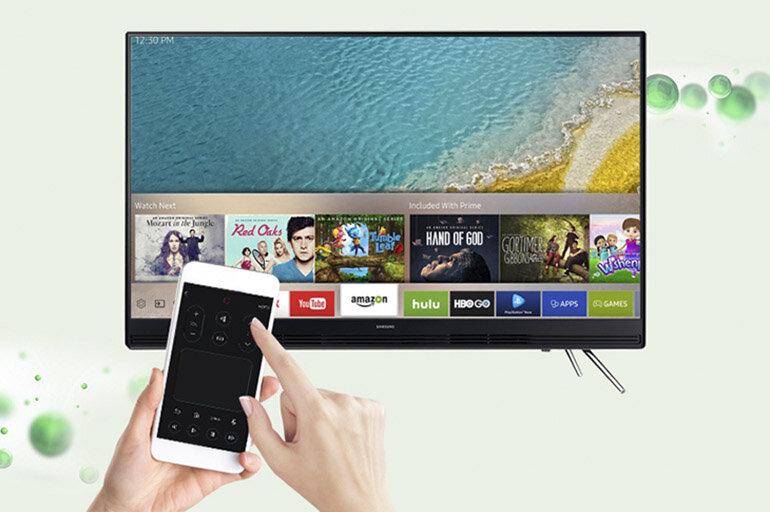 5 cách kết nối điện thoại iPhone với smart tivi Samsung đơn giản và hiệu quả