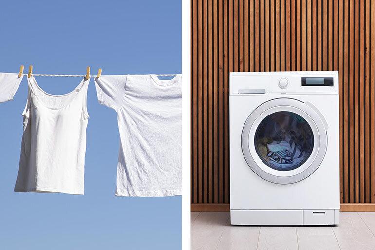 có nên mua máy sấy quần áo