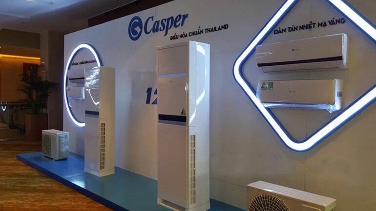 Điều hòa tủ đúng Casper có tốt không?
