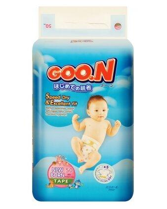 Tã giấy GOON - Jumbo NB