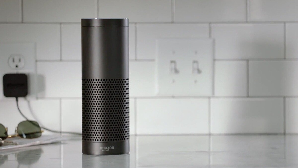 Amazon Echo không phải là thiết bị di động
