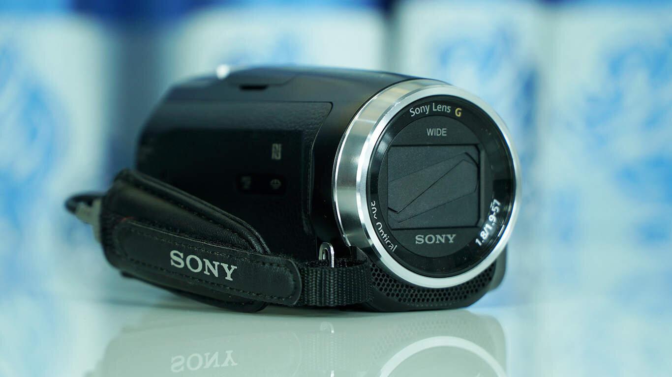 Sony Handycam HDR-PJ675 có giá bán hợp lý