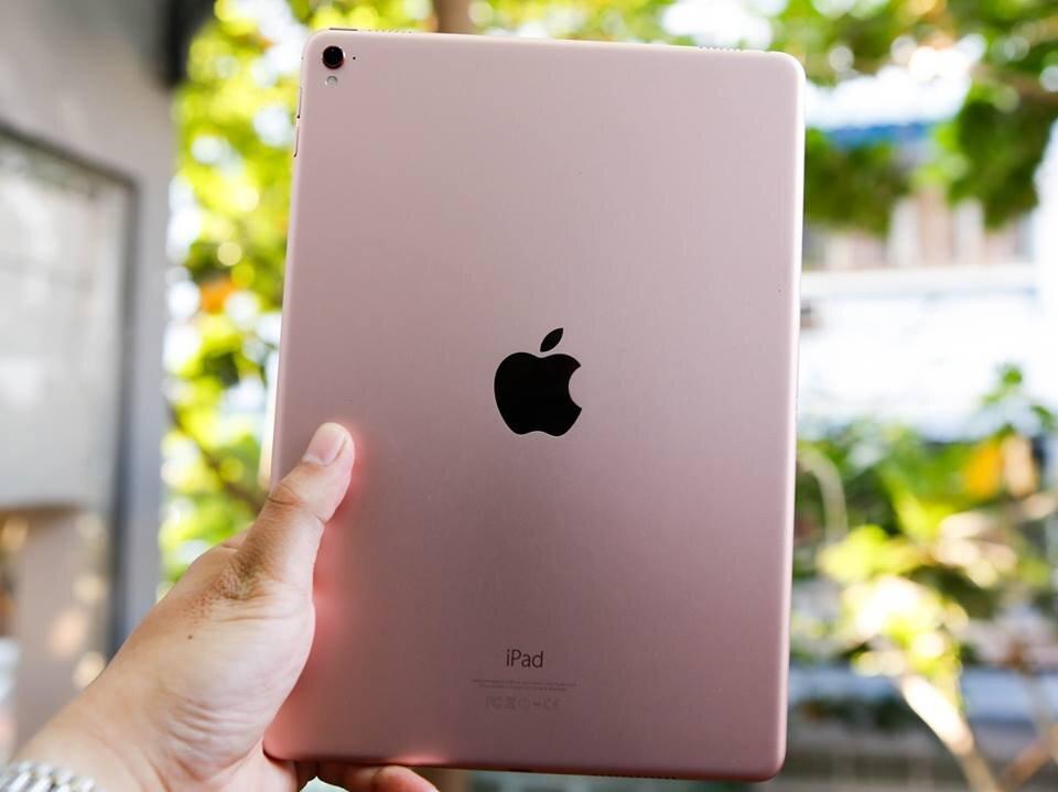 iPad Pro 9.7 với thiết kế mỏng, đẹp