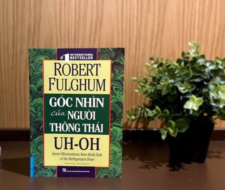 Góc nhìn của người thông thái - Robert Fulghum