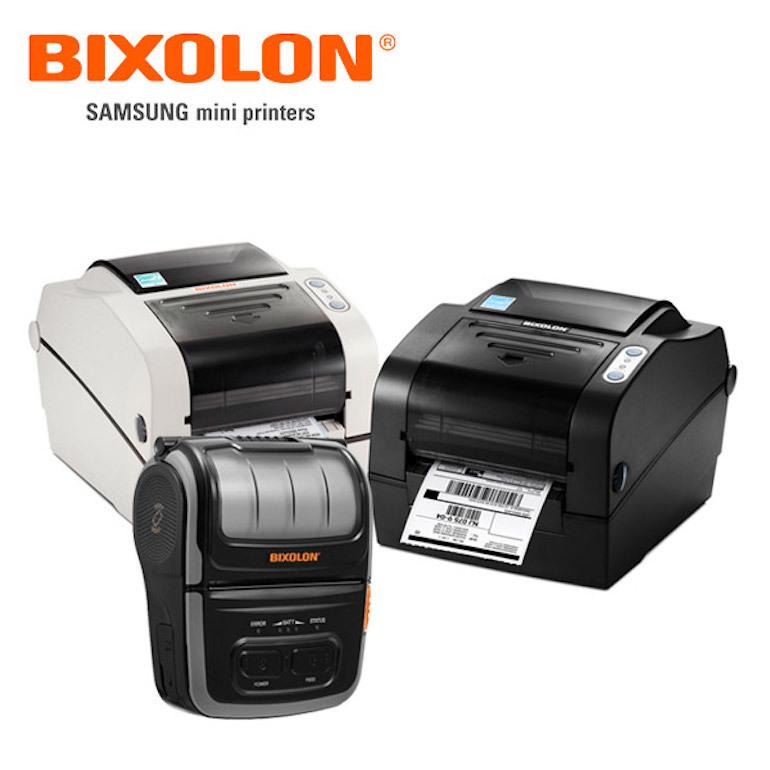 Máy in mã vạch mini Bixolon Samsung SPP- R300 được ứng dụng vô cùng rộng rãi