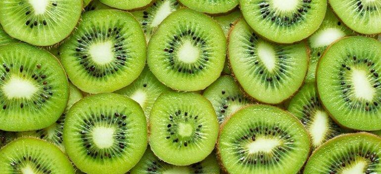 Quả kiwi - Vừa giàu vitamin lại có khả năng ức chế cảm giác thèm nicotin