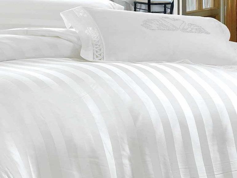 Ưu điểm của ga trải giường màu trắng