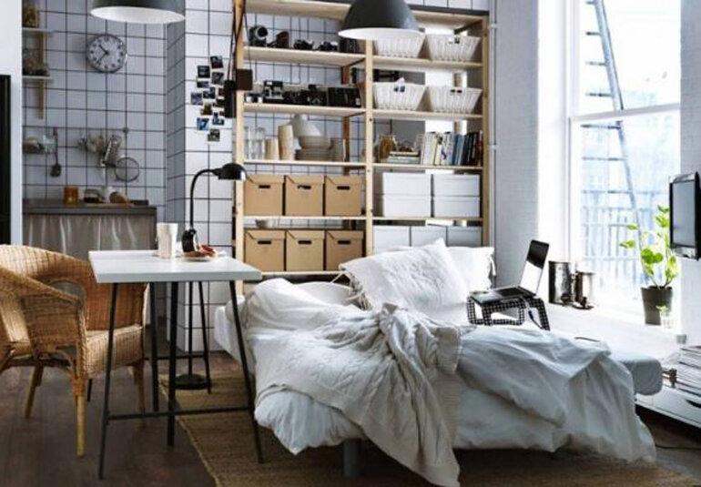ý tưởng thiết kế cho ngôi nhà diện tích nhỏ