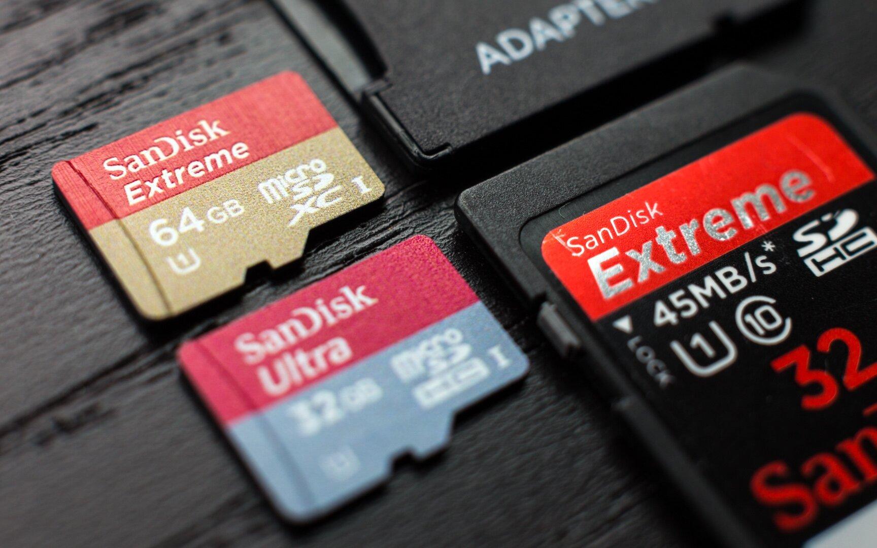 Thẻ nhớ 4GB là gì