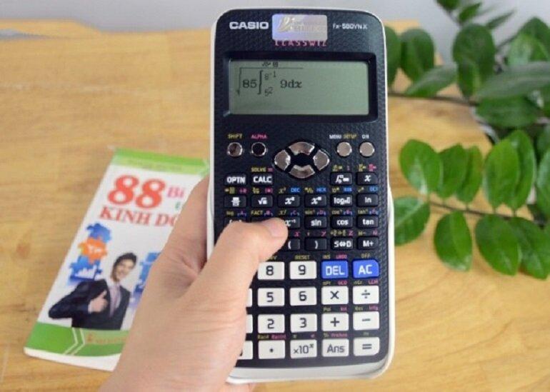 máy tính Casio 580 VN X