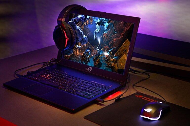 laptop asus rog strix gl503ge