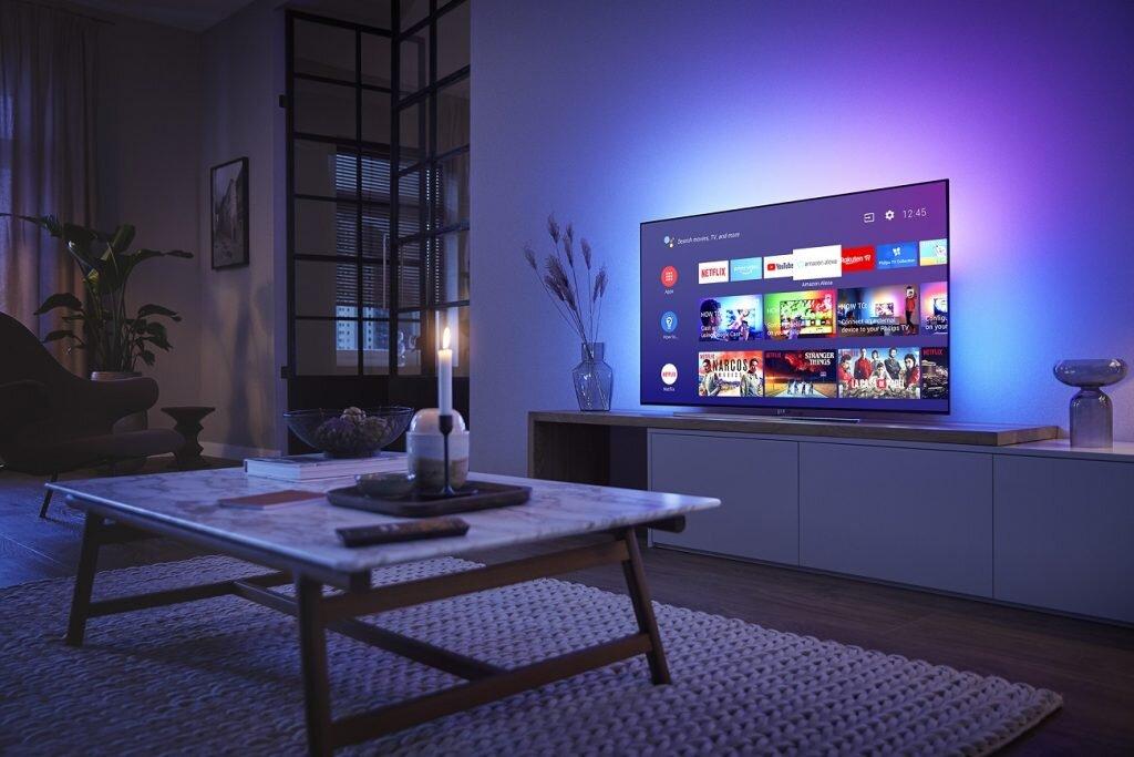 Smart tivi 4K Philips PUT6002S/67 có giá thành rất hợp lý