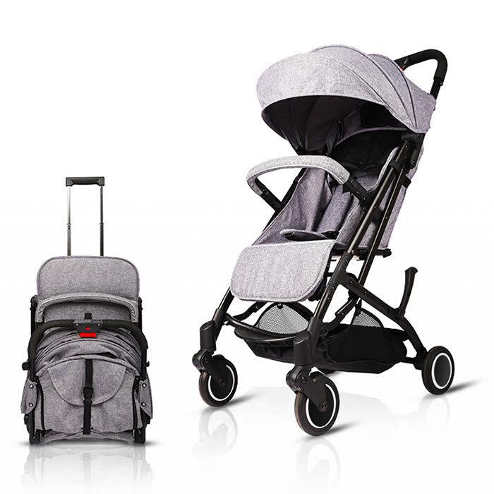 Xe đẩy em bé gấp gọn tiêu chuẩn