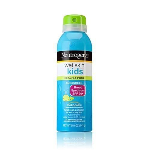 Neutrogena Wet Skin Kids SPF 70+