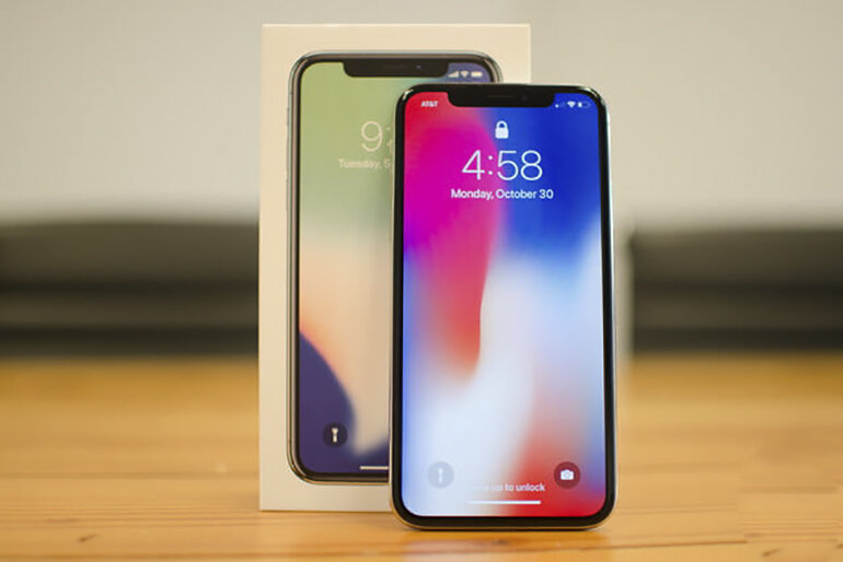 Điện thoại iPhone X trở thành mặt hàng siêu hot sau khi bị Apple khai tử