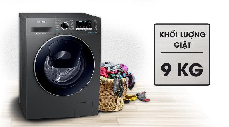 May giặt AddWash WW90K54E0UX