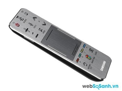 Điều khiển Smart Touch của Samsung