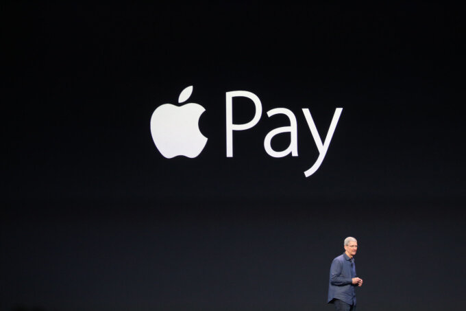 Dịch vụ Appe Pay của Apple.