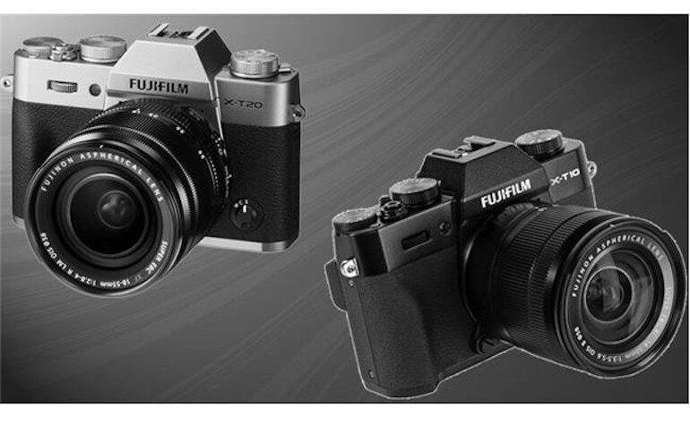 """Fujifilm X-T20 và X-T10: """"Kẻ tám lạng, người nửa cân"""""""