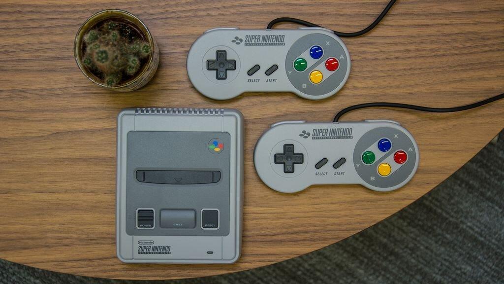 Máy game Nintendo