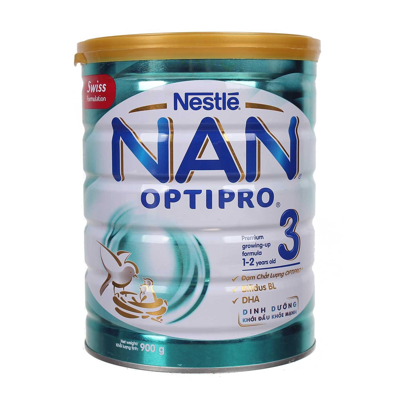 Sữa Nestle Nan Optipro 3 dễ tiêu hóa tăng cân tốt