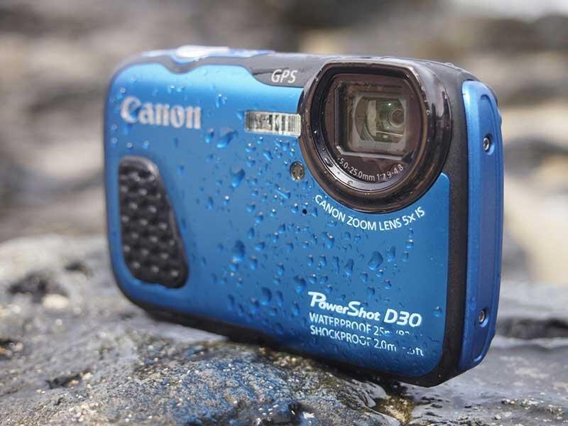 Canon PowerShot PowerShot D30