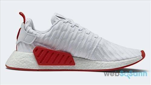 giày adidas nữ màu trắng