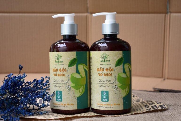 Công dụng thêm của dầu gội trị rụng tóc