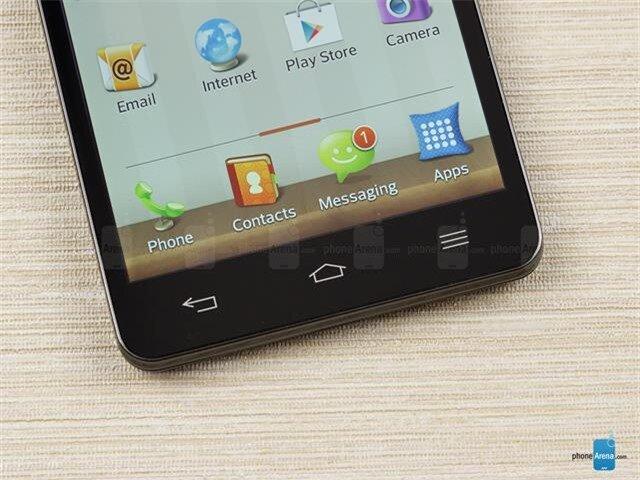 3 phím cảm ứng cơ bản của Android
