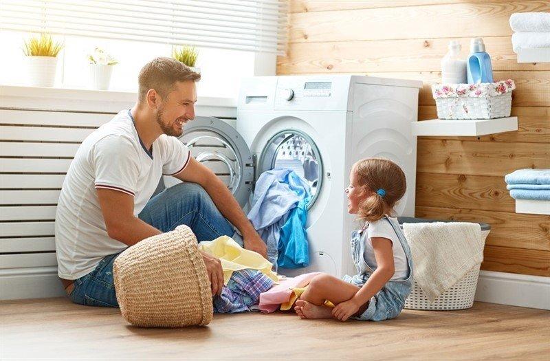 Nên mua máy giặt lồng ngang hay lồng đứng