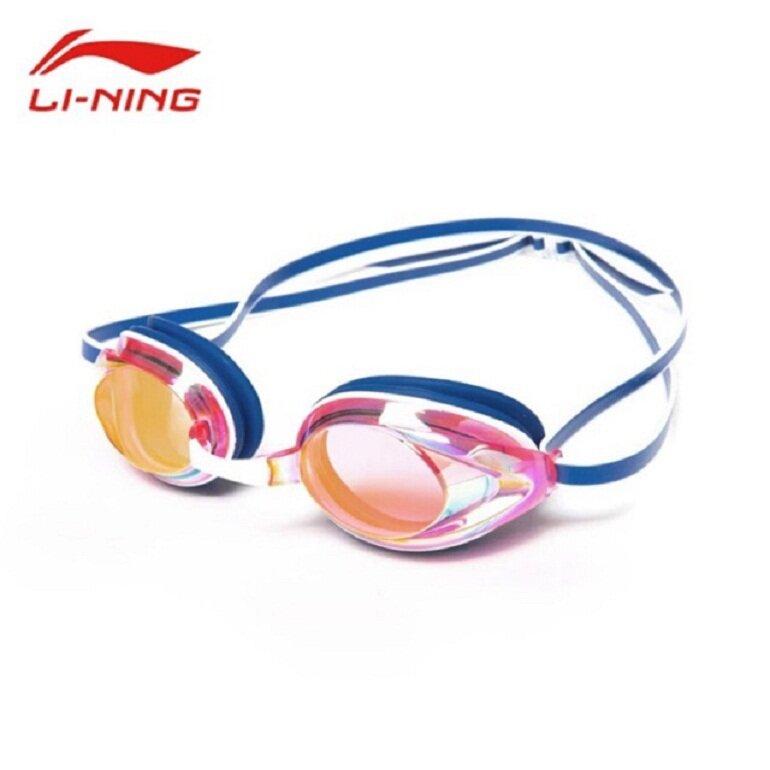 Thiết kế kính bơi Lining trẻ trung và thời trang