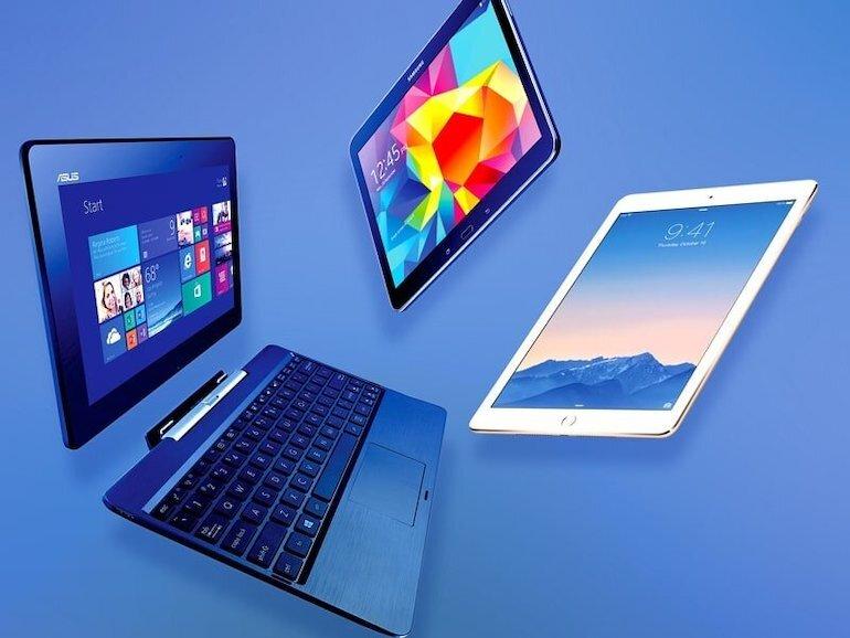 Chức năng của máy tính bảng trong cuộc sống