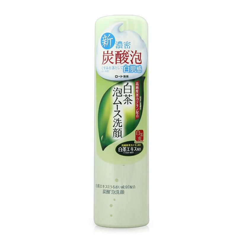 Shirochasou-White-Tea-Foaming-Wash