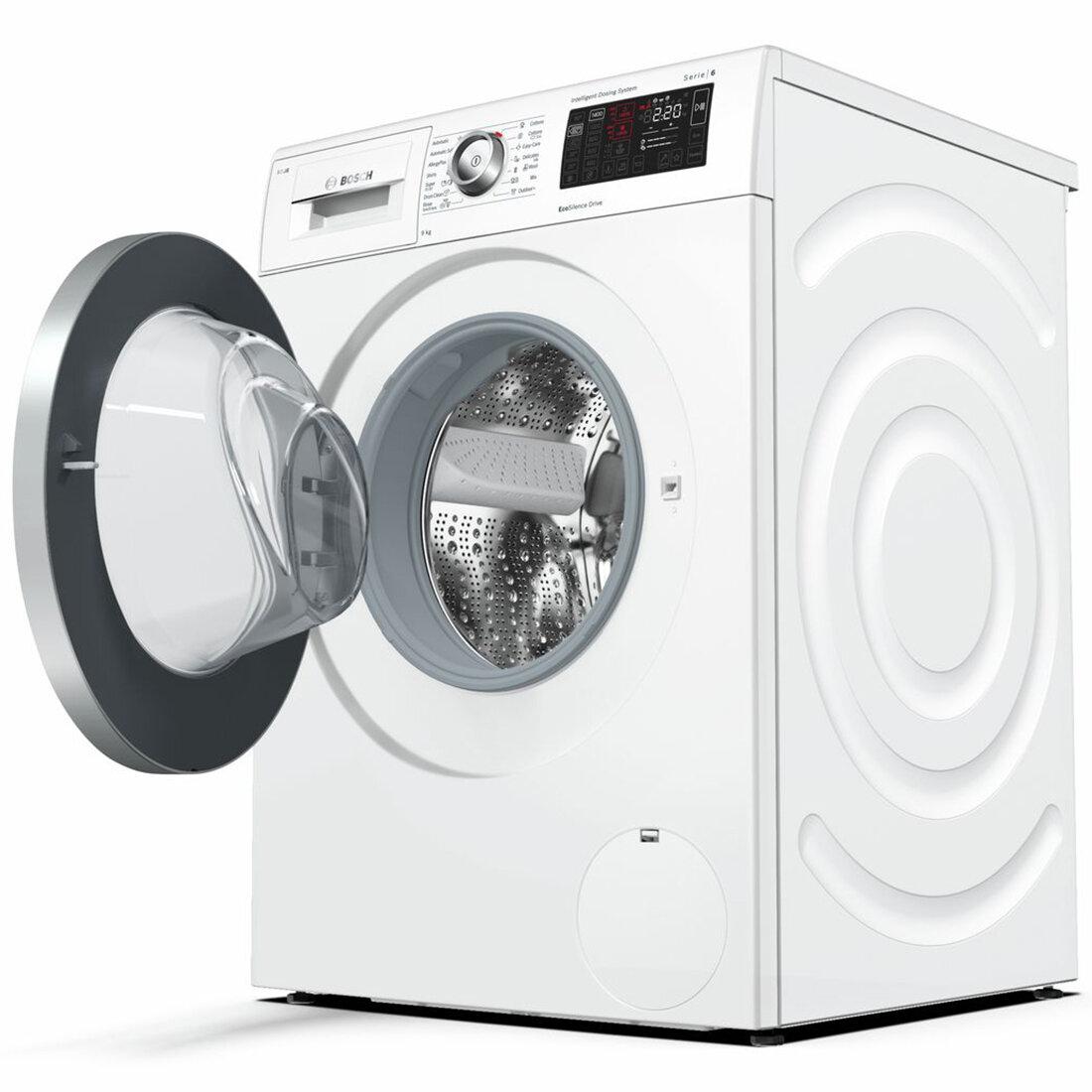 Máy giặt mang thương hiệu Bosch của Đức