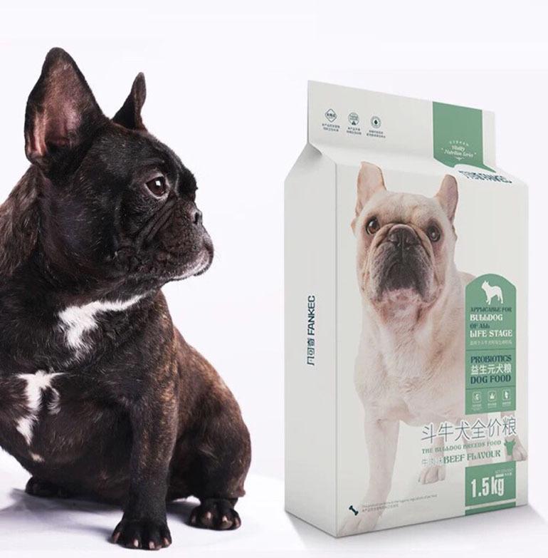 Thức ăn cho chó BULL PHÁP - FANKEC