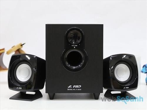 Chất lượng âm thanh không chỉ chịu ảnh hưởng từ số lượng loa