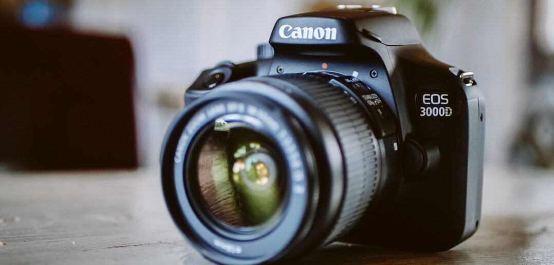 Canon EOS 3000D là dòng máy ảnh cơ có giá rẻ nhất