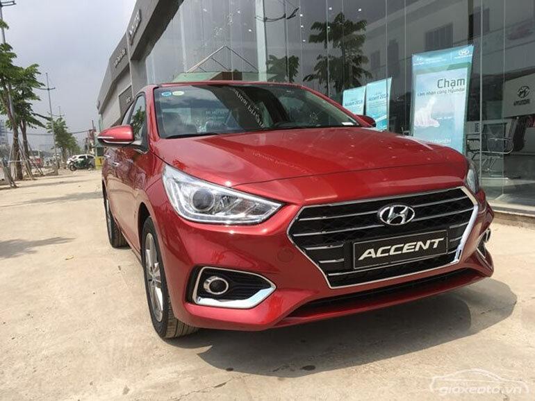 Xe ô tô Hyundai Accent