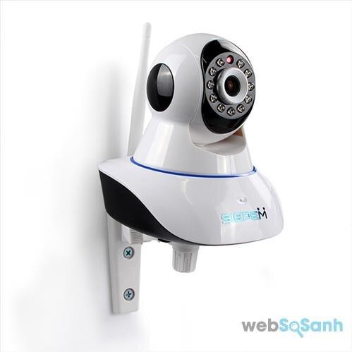 Camera an ninh IP Wifi: camera giám sát tốt nhất