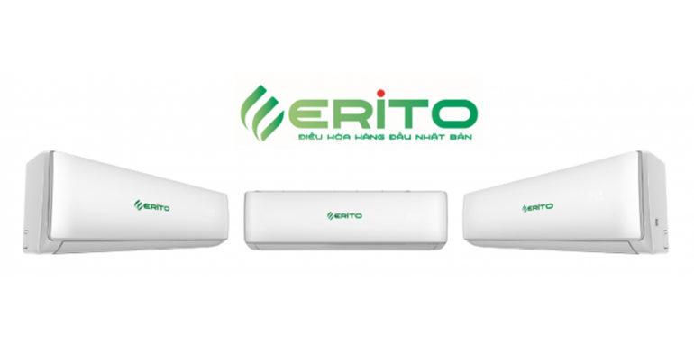Điều hòa Erito là thương hiệu của nước nào ? Do nước nào sản xuất ?