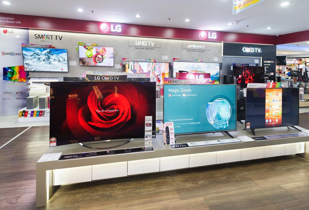 Tivi LG 43 inch 4K 2018 giá bao nhiêu còn tùy thuộc vào từng địa chỉ kinh doanh
