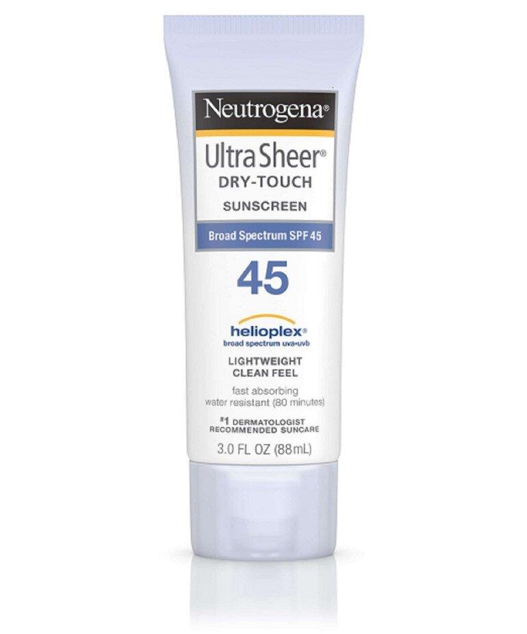 Kem chống nắng Neutrogena - Ultra_Sheer_Dry_Touch_Sunscreen