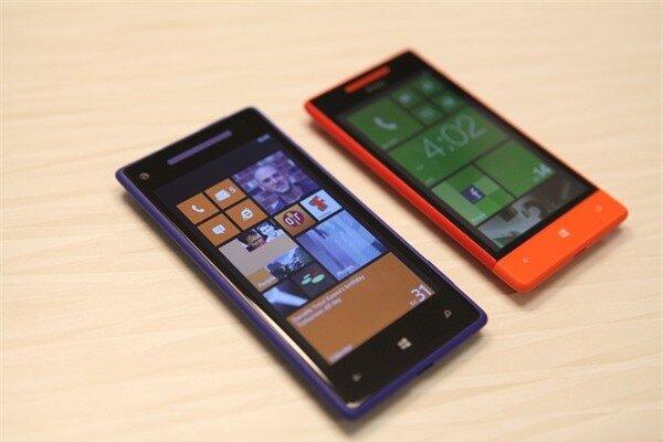 Giảm giá gần 10 triệu đồng, HTC 8X liên tục