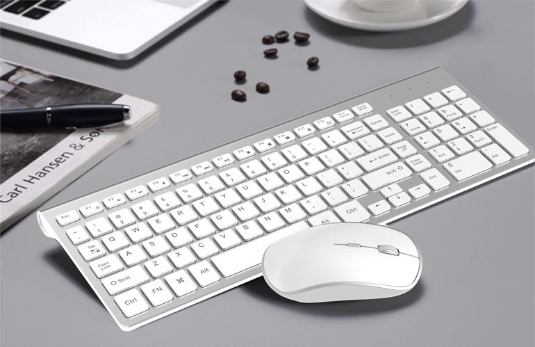 bàn phím không dây tốt nhất trong tầm giá 1 triệu đồng 2