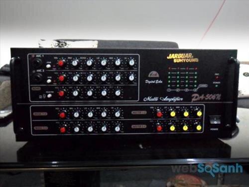 Amply Karaoke Jarguar 506N