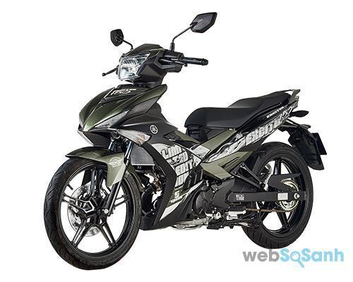Yamaha Exciter 150 Mat Green